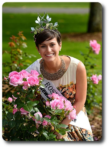 2014 Rose of Tralee,Philadelphia's Maria Wlash