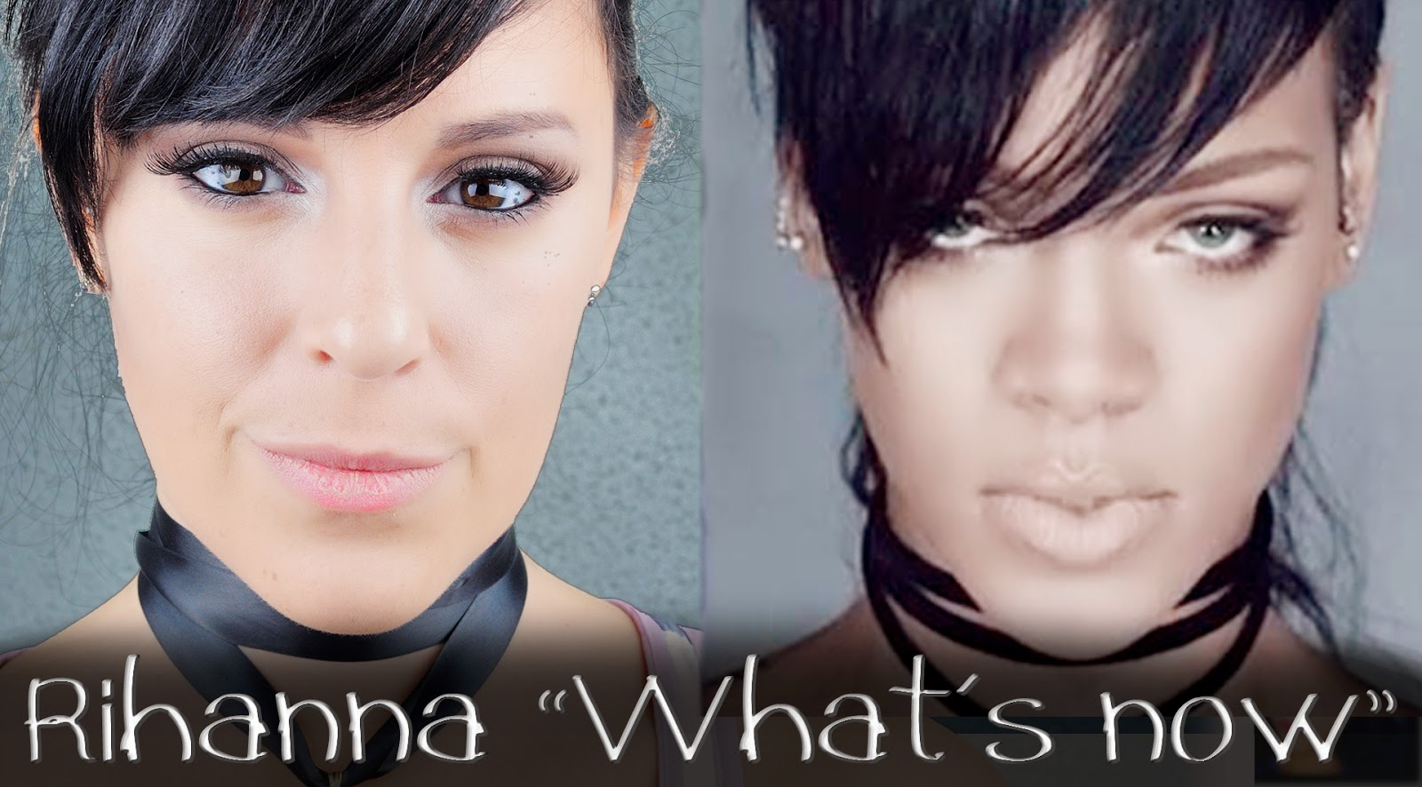 Maquillaje Rihanna What´s now video