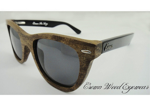 Premium Bamboo and Acetate Sunglasses