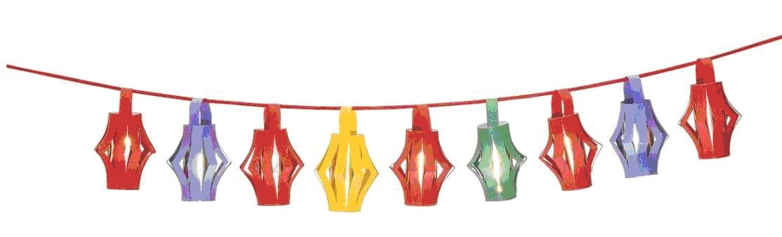 Convierte tu basura en tesoro 15 ideas para reciclar - Guirnaldas para fiestas infantiles ...