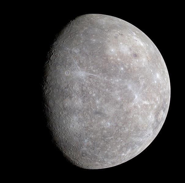Mengenal Planet Merkurius atau Utarid