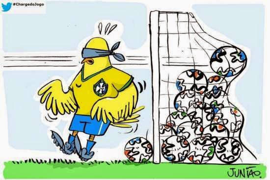 Holanda, Brasil, Cartoon, Blind, Clasie
