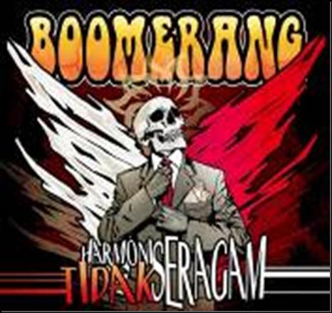 Boomerang - Tetapkanlah Hatimu