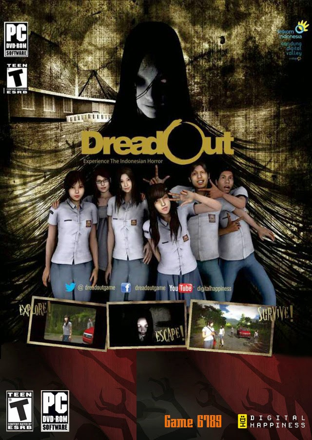 [GameGokil] DreadOut [Indonesia Horror Game]