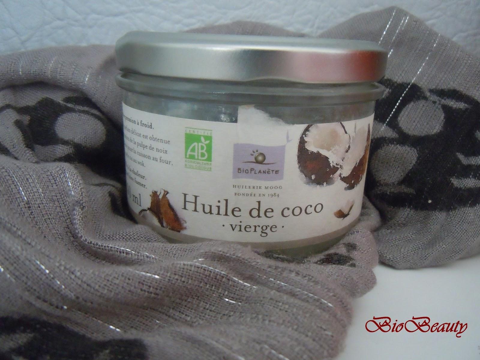 biobeauty indispensable huile de coco. Black Bedroom Furniture Sets. Home Design Ideas