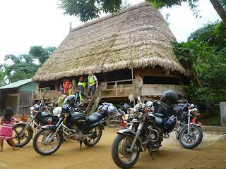 Motobiking to Sa Pa