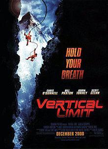 Sinopsis Film Vertical Limit