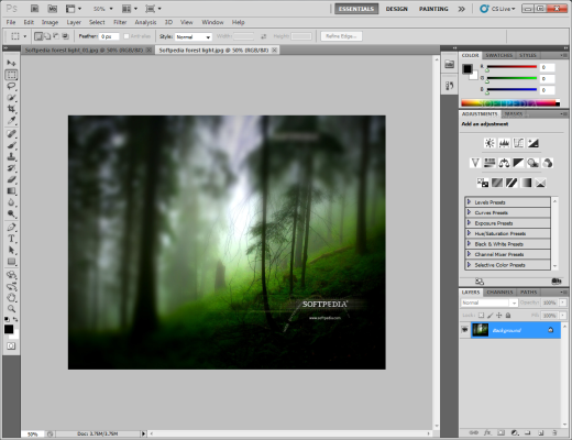 how to open dng files in photoshop cs 2