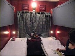 vé tàu sapa khoang Vip 2 giường