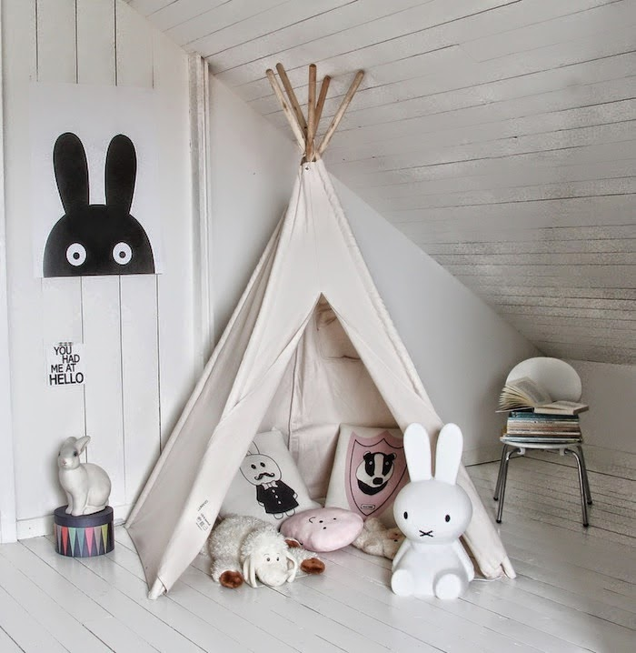 tipi chambre petite fille avec des id es. Black Bedroom Furniture Sets. Home Design Ideas
