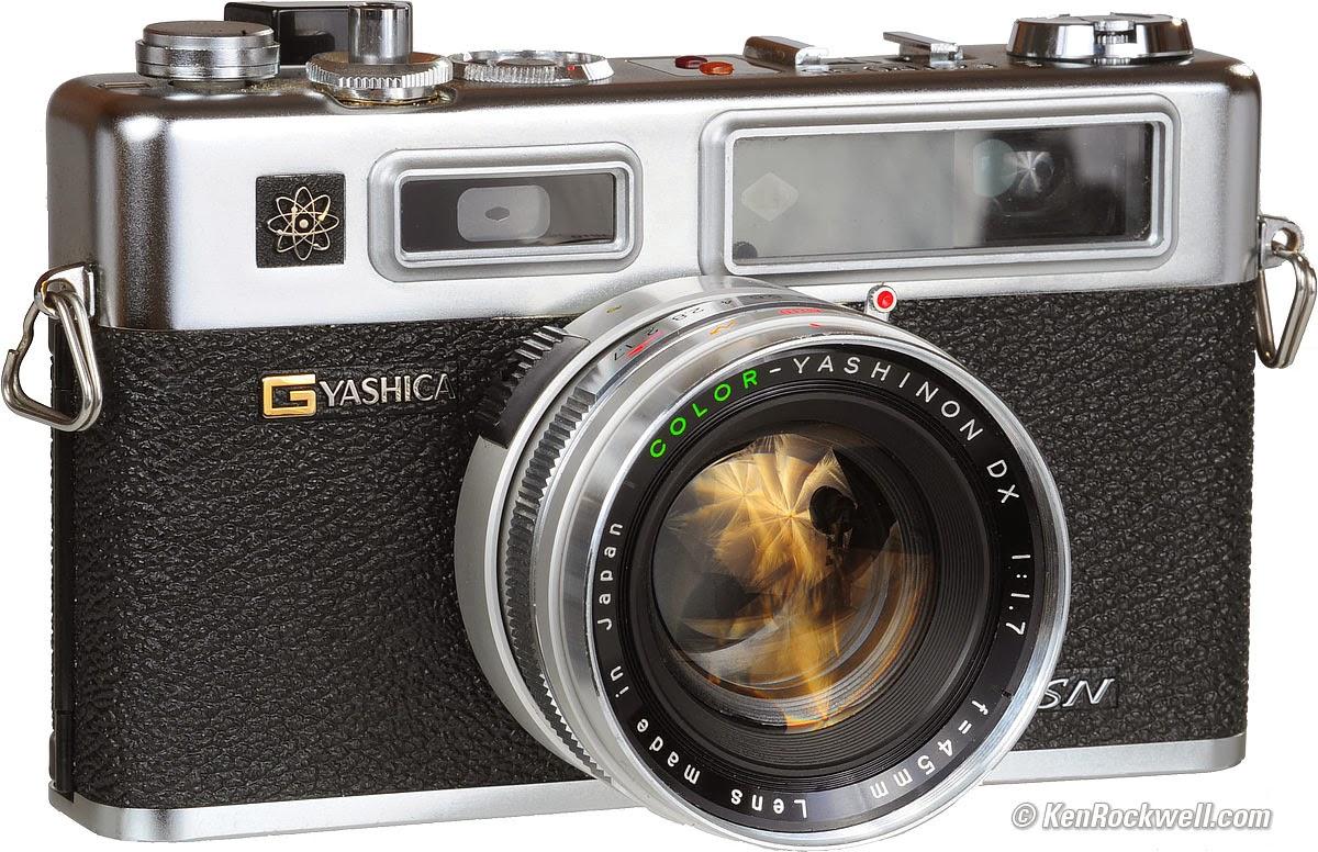 Tips merawat kamera analog