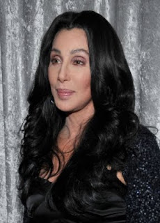 Legend Cher, earlier this year