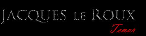 Jacques le Roux