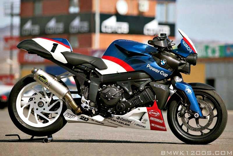 2008 BMW K1200R Sport - Moto.ZombDrive.COM