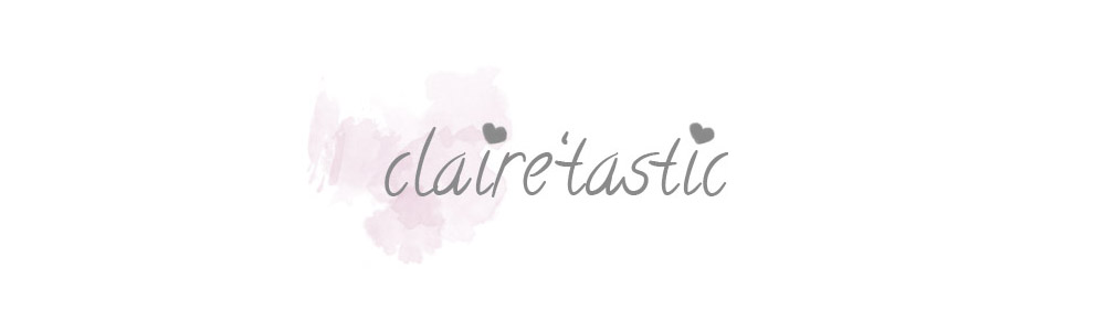 Claire'Tastic