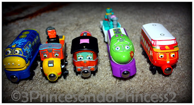 Chuggington Engines