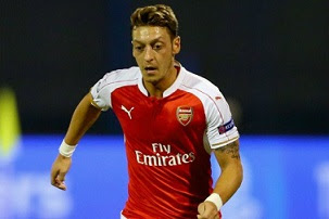 Mesut Ozil moving to Turkey