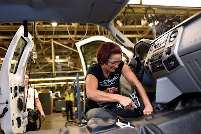 Ford F-650 and F-750 Production Moves to Ohio from Mexico