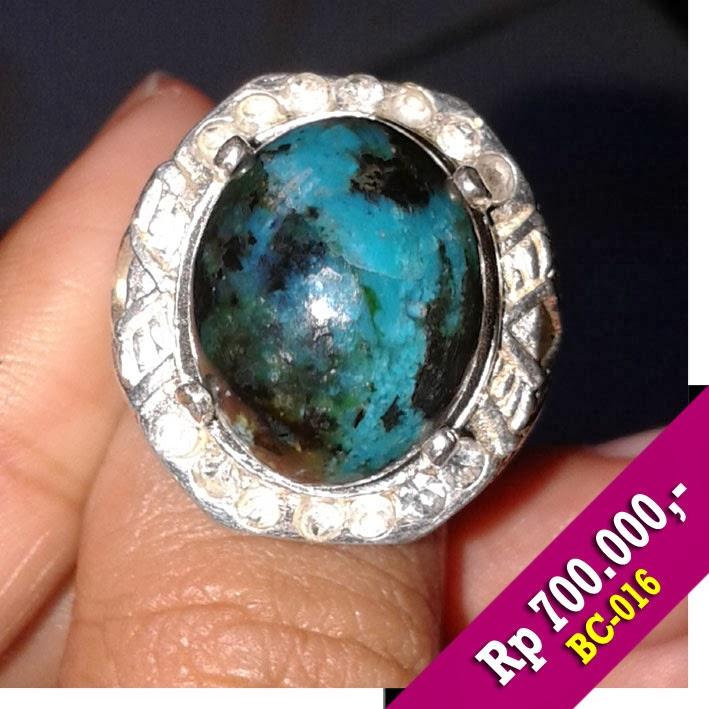 016 Batu Cincin BACAN DOKO proses 1 Cincin Batu Akik Bacan