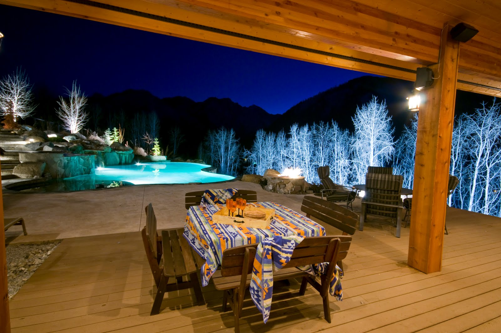 Nice With The Summer Of 2011 Completely Booked We Encourage Anyone Interested In  Staying At Red Roof Lodge To Check Out Our Availablity On Our Website At ...