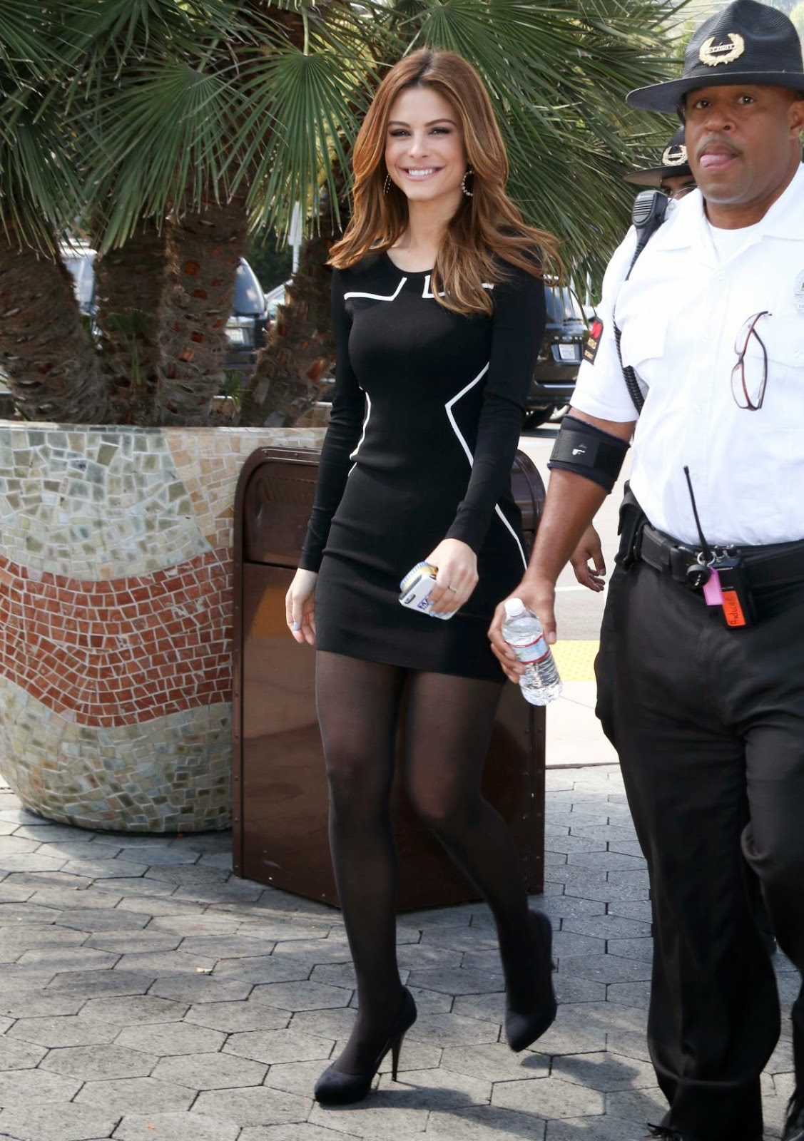 Hot Photos of Maria Menounos.
