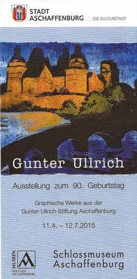 Künstler Aschaffenburg aschaffenburger künstler 427 ausstellung gunter ullrich
