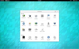 Ubuntu GNOME 15.04 Vivid Vervet