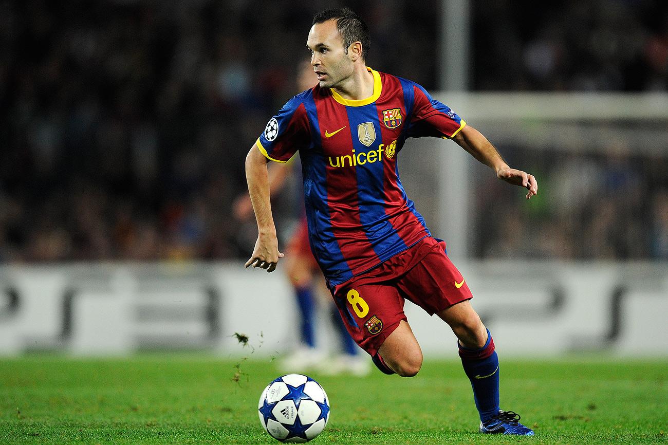 football players in brief midfielders