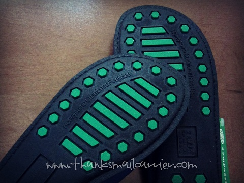 rubber sole slippers