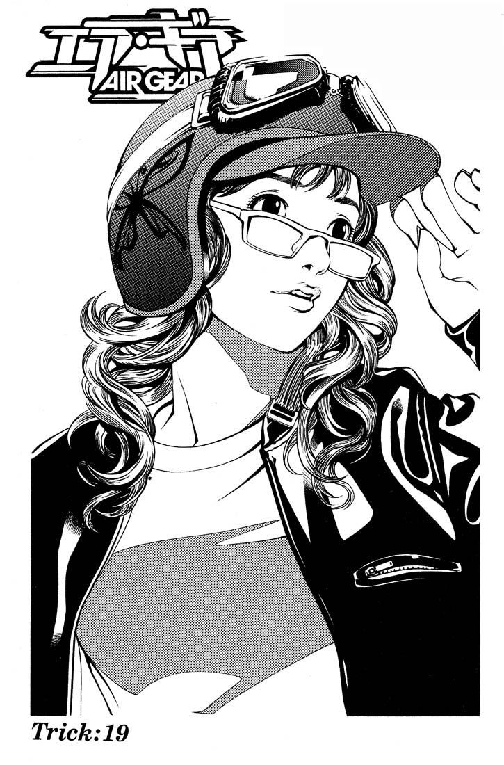 Air Gear Chap 019