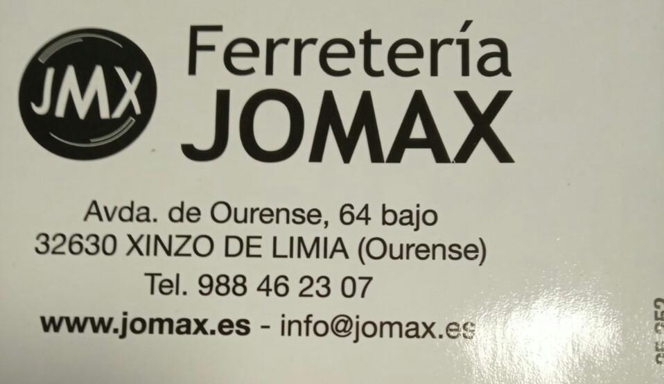 Ferreteria Jomax