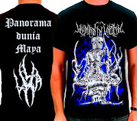 Fashion Design T-Shirt Death Metal