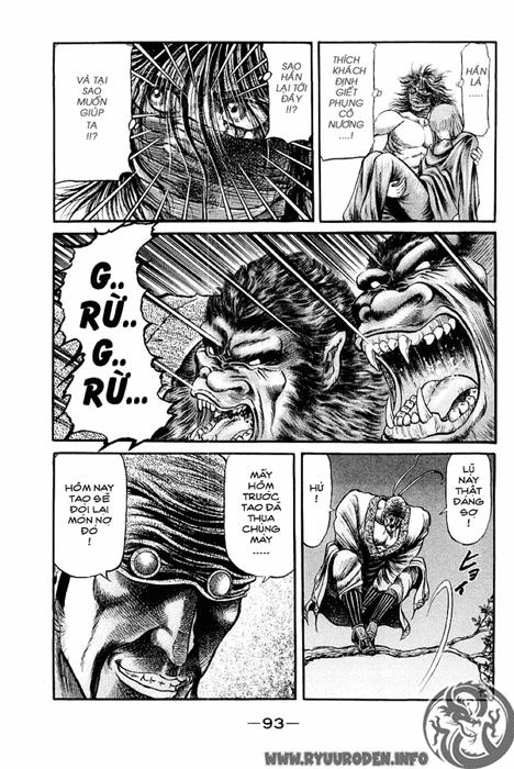 Chú Bé Rồng - Ryuuroden chap 85 - Trang 3
