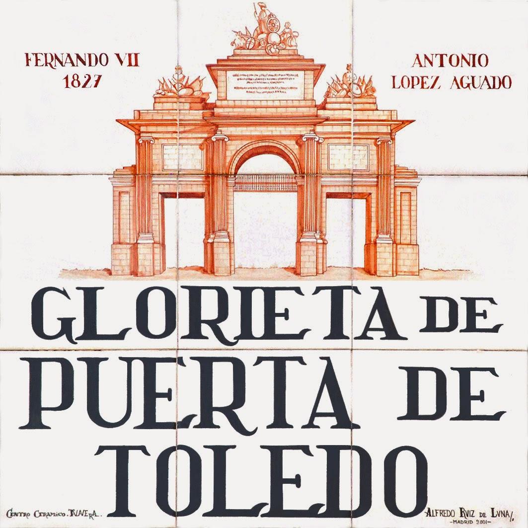 Glorieta de la Puerta de Toledo