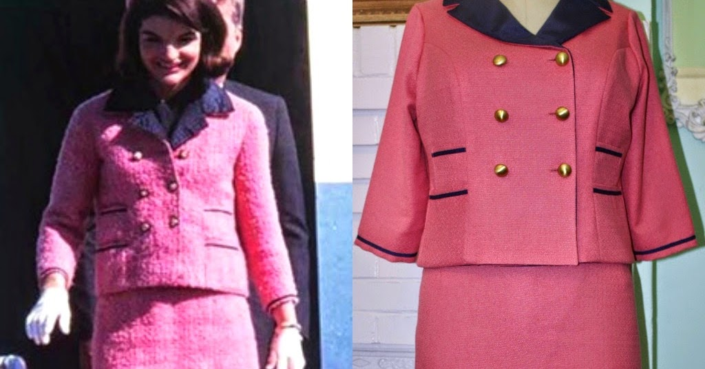 Morningstar Pinup Jackie Kennedy S Pink Suit
