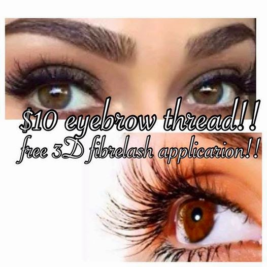 French white French black acrylics 3D fiber lash application Eye brows thread