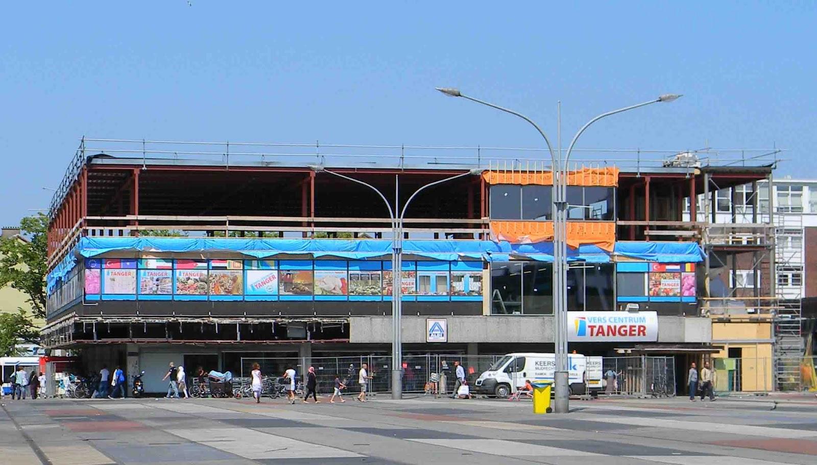 Observeren winkelcentrum 39 40 39 45 slotermeer amsterdam for Tanger amsterdam