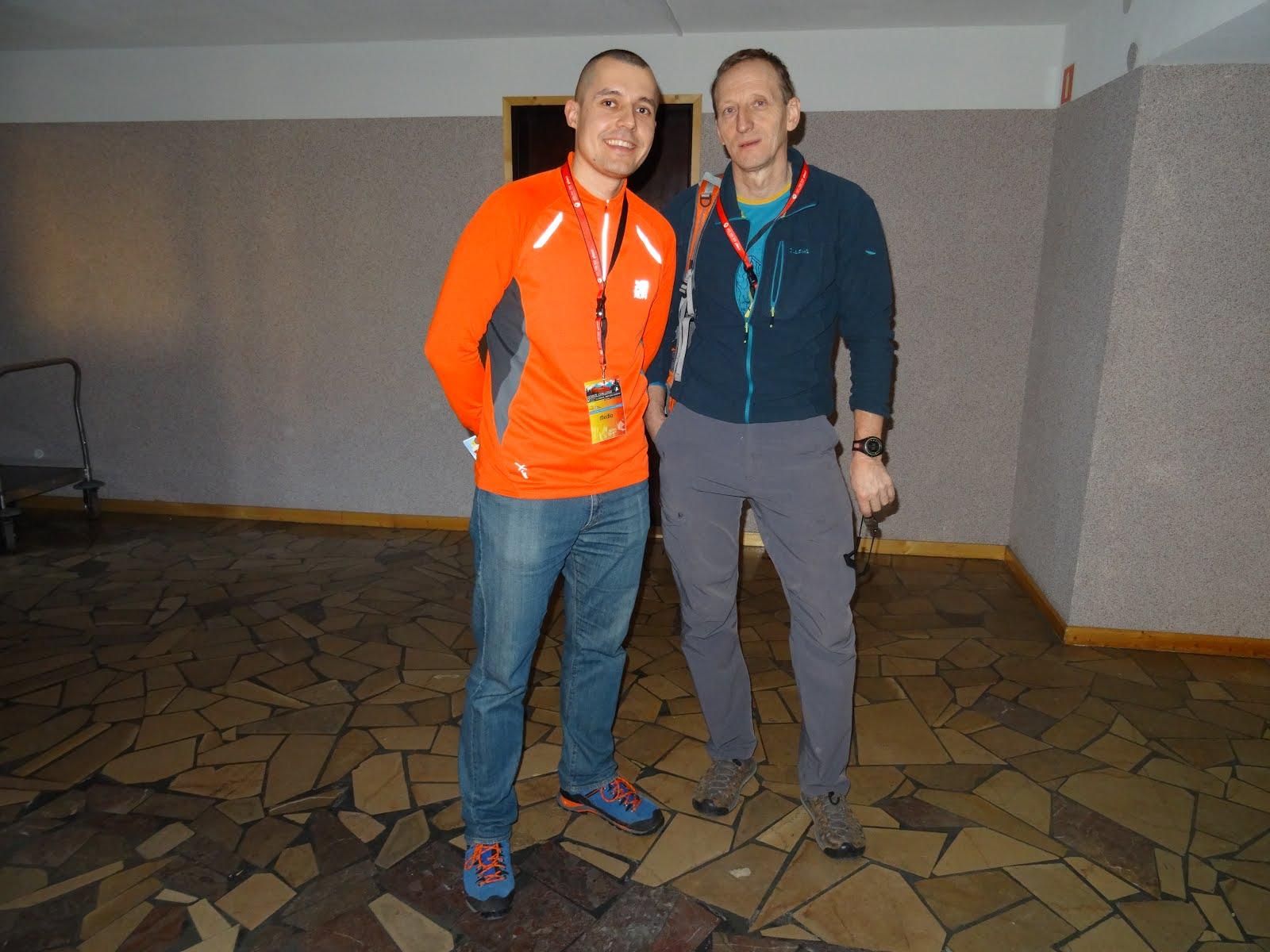 Spotkanie z Andrzejem Marcisz, który przeszedł Główną Grań Tatr Wysokich