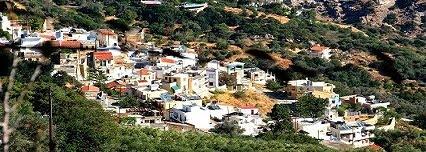 Το χωριό Ροδιά το μπαλκόνι του Ηρακλείου