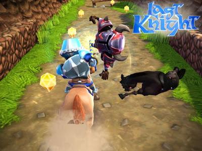"""lastknight-knight-525x393 [Unreal Engine] Conheça """"Last Knight"""" da Crescent Moon games para iPhone e iPod Touch"""