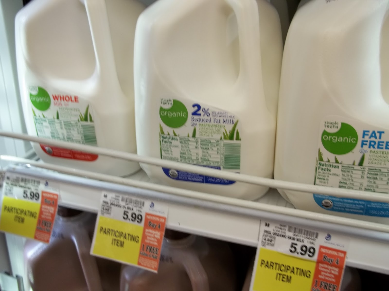 Kroger Milk http://richmansfood.blogspot.com/2011/11/pay-attention-padawan.html