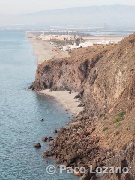 Cliffs at Cabo de Gata Park