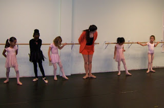 ballet classes for kids in charlotte
