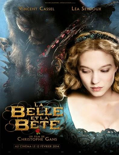 Ver La bella y la bestia (La belle et la bête) (2014) Online