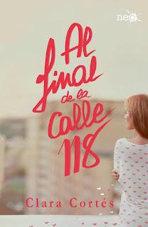 """""""Al final de la calle 118"""" de Clara Cortés."""