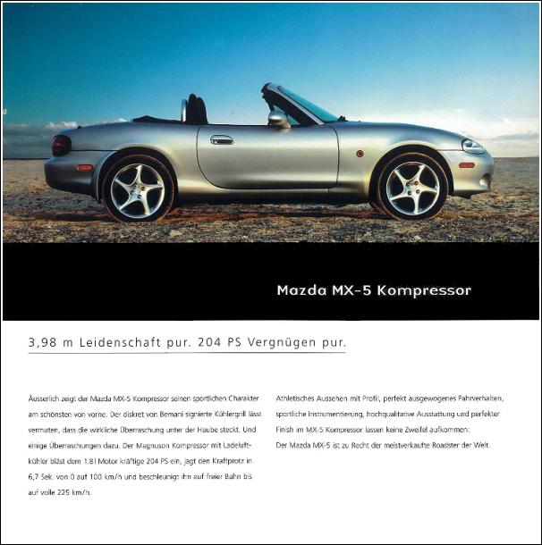 MX-5 Kompressor