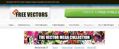 10 lugares para encontrar vectores gratuitos