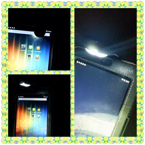 USB Reading Lamp collage