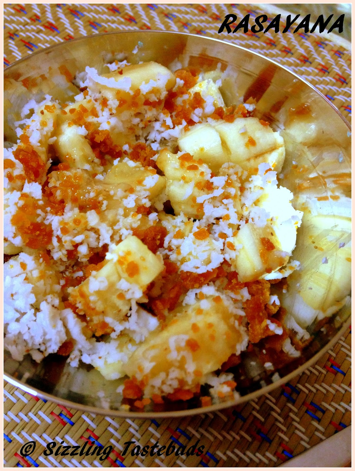 Sizzling tastebuds rasayana rama navami recipe forumfinder Gallery