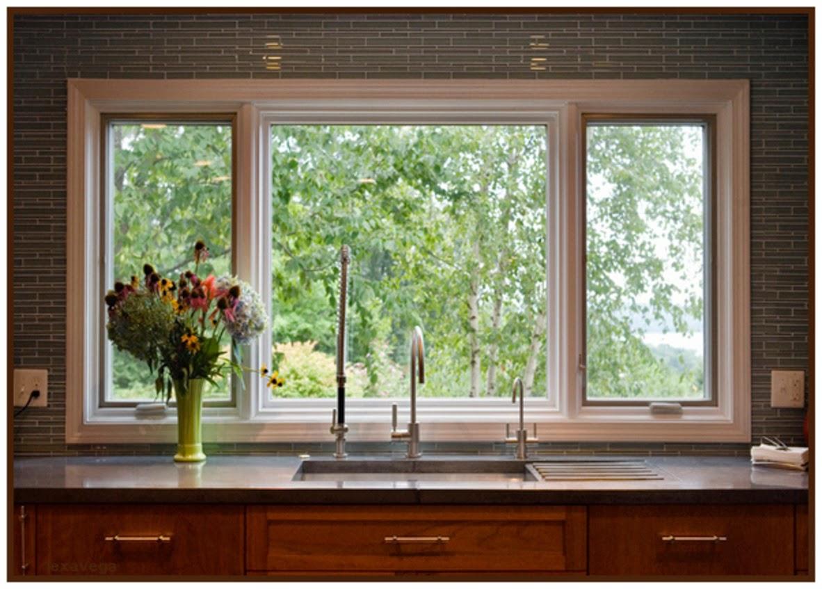 photo Kitchen Window Traditional Kitchen Window Traditional